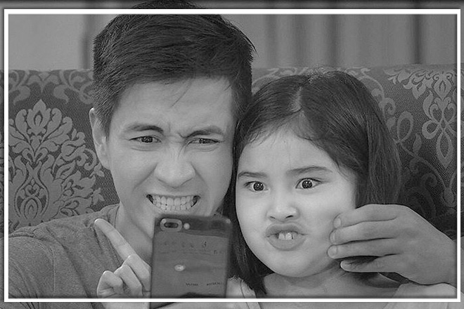 Michael and Mikmik's heartwarming and inspiring father and daughter journey in Nang Ngumiti ang Langit